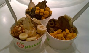 Pinkberry Creation