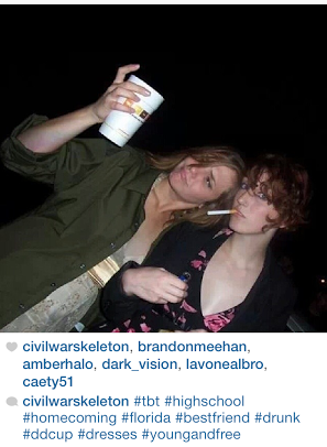 Drunk Instagram