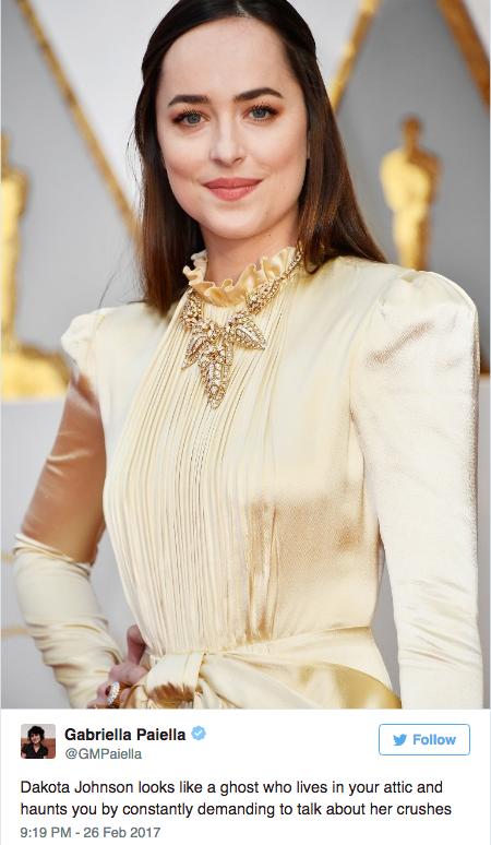 Gossip Genie Ing Perfect Match Jennifer Garner And Chris Pratt: A Round-up Of The Absolute Best Tweets Oscars